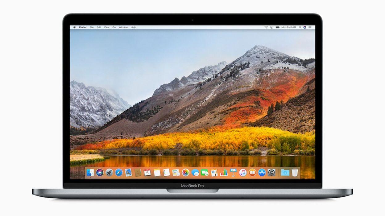 MacBook Pro 2016/2017 : votre batterie ne dépasse plus les 1% ? Apple la remplace gratuitement - RTBF