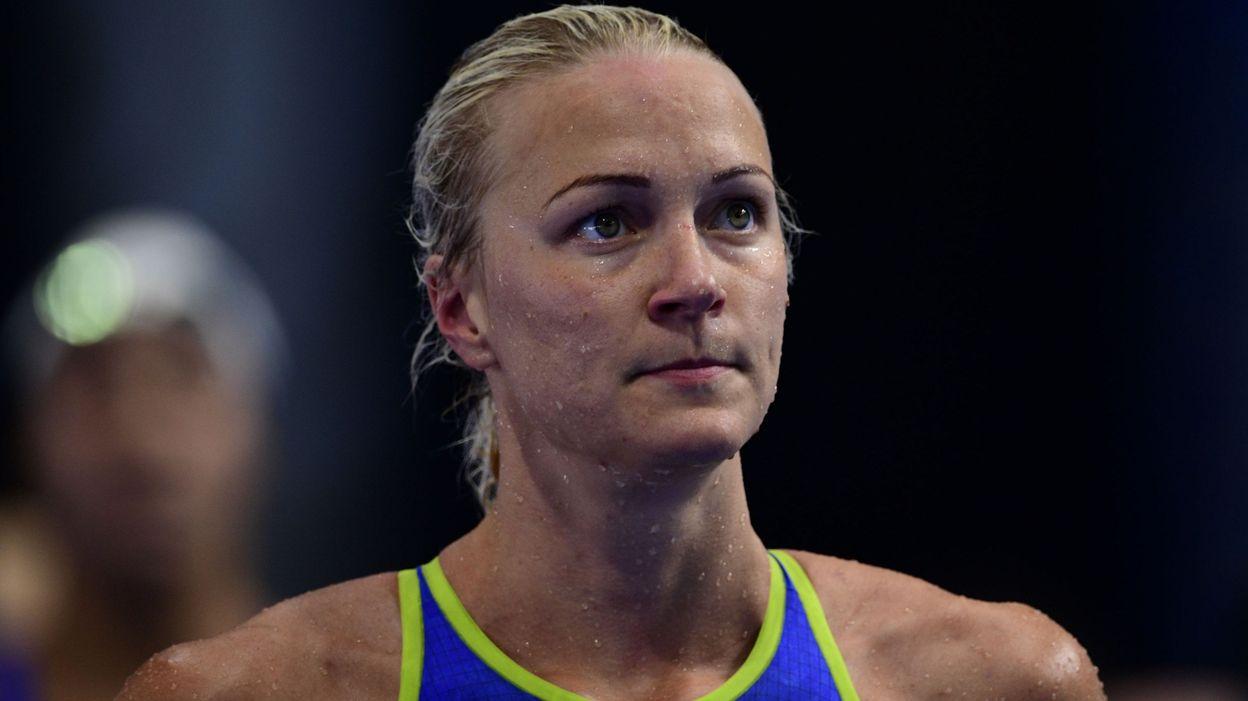 Une championne de natation privée de JO à cause... d'une plaque de verglas ? - RTBF