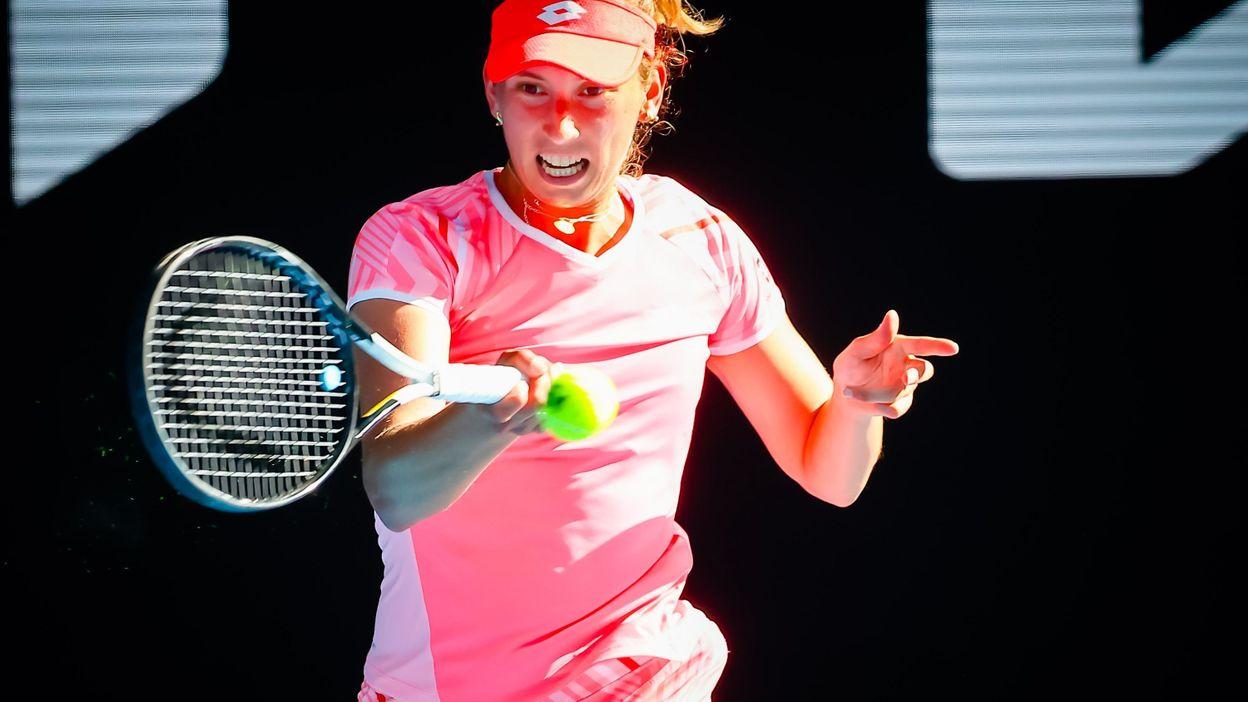 Elise Mertens déroule contre Caroline Garcia et accède aux 1/4 de finale à Dubaï - RTBF