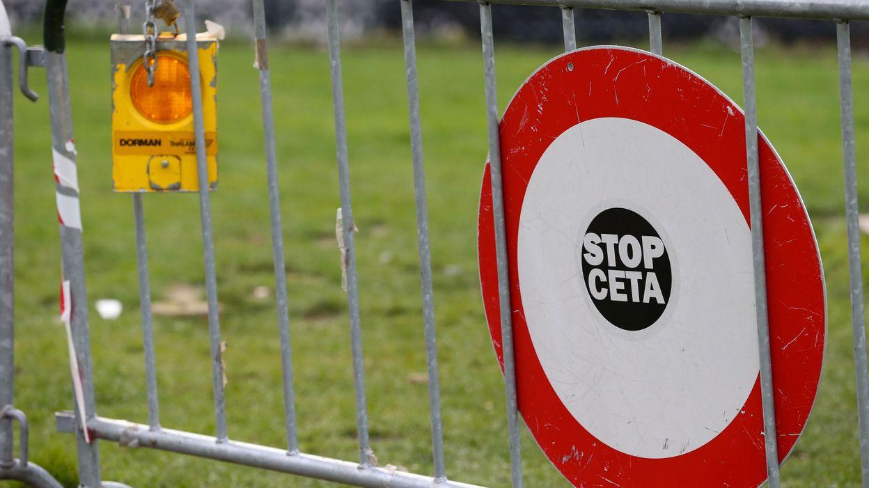 La Justice européenne se penche sur le CETA à la demande de la Belgique