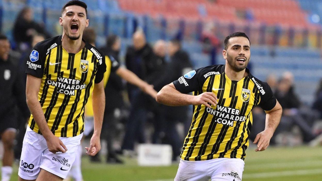 Coupe des Pays-Bas : Tannane, médian de Vitesse, inscrit un but génial à distance - RTBF