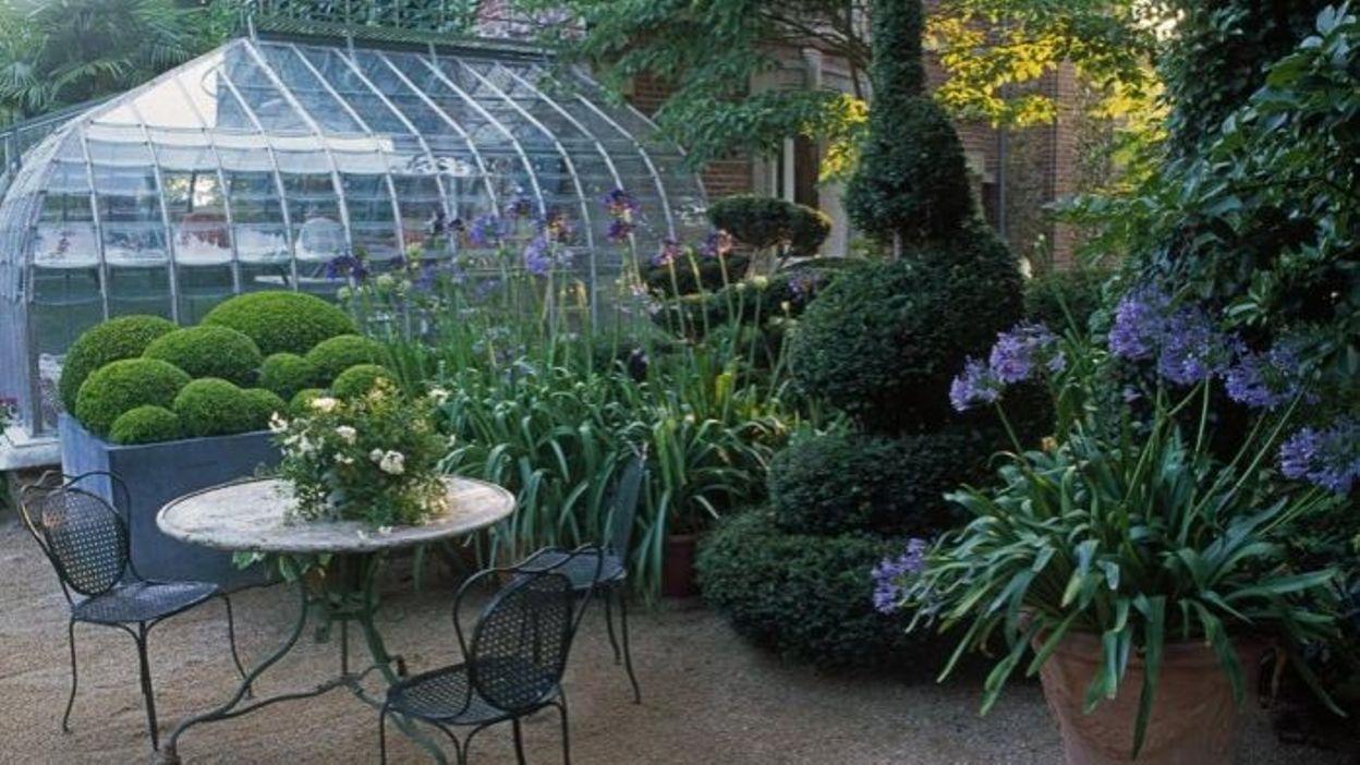 les jardins agapanthe rtbf jardins loisirs. Black Bedroom Furniture Sets. Home Design Ideas