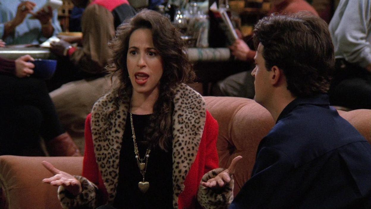 ne Joey jamais brancher avec Janice Dating Factory Ltd