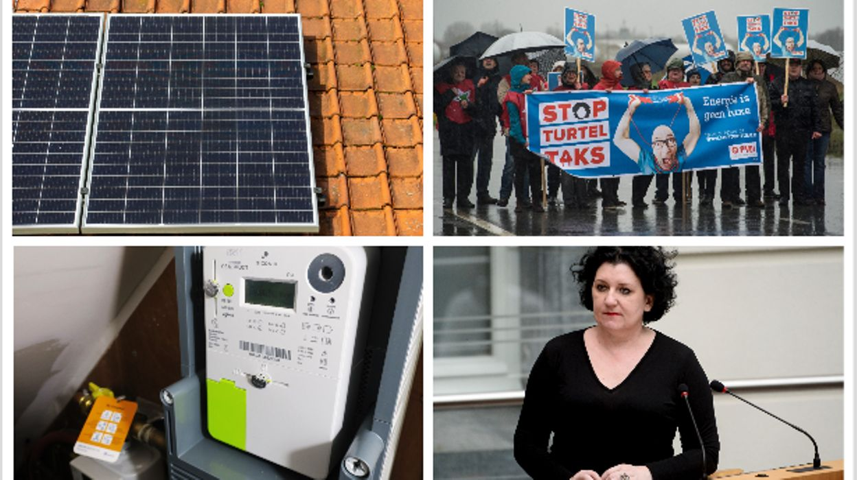 15h51 Photovoltaïque : la Flandre vit aussi sa saga (inachevée) - RTBF