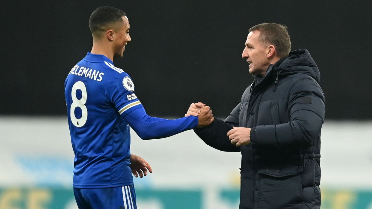 FA Cup : assist lumineux et décisif de Tielemans avec Leicester, ManCity enchaîne un 15e succès de suite - RTBF