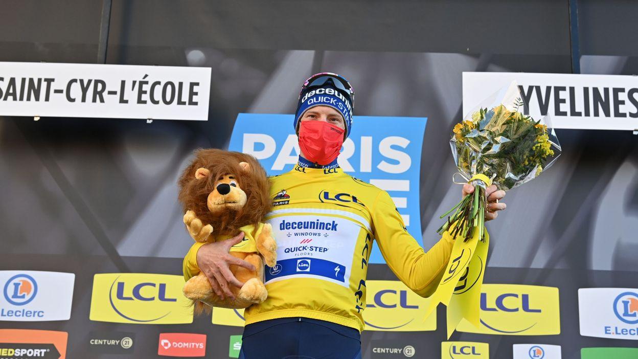 Paris-Nice : les classements après la 1e étape - RTBF