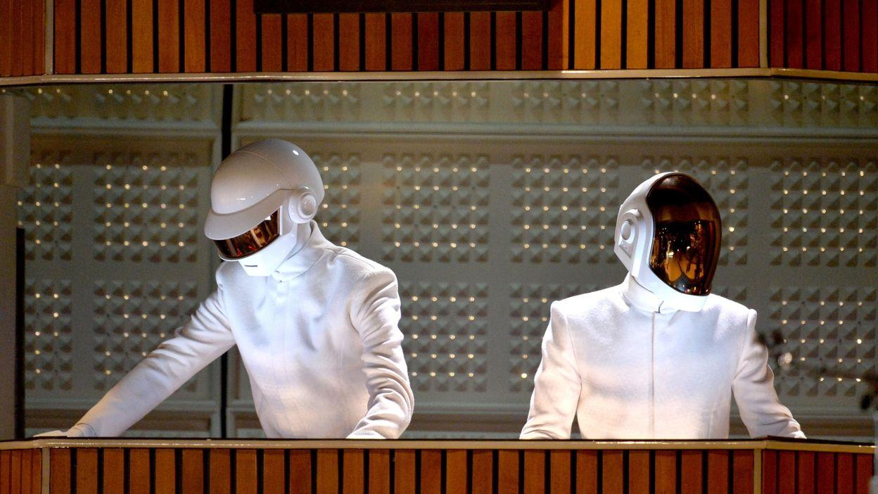 Culture Et le titre des Daft Punk le plus populaire est… - RTBF