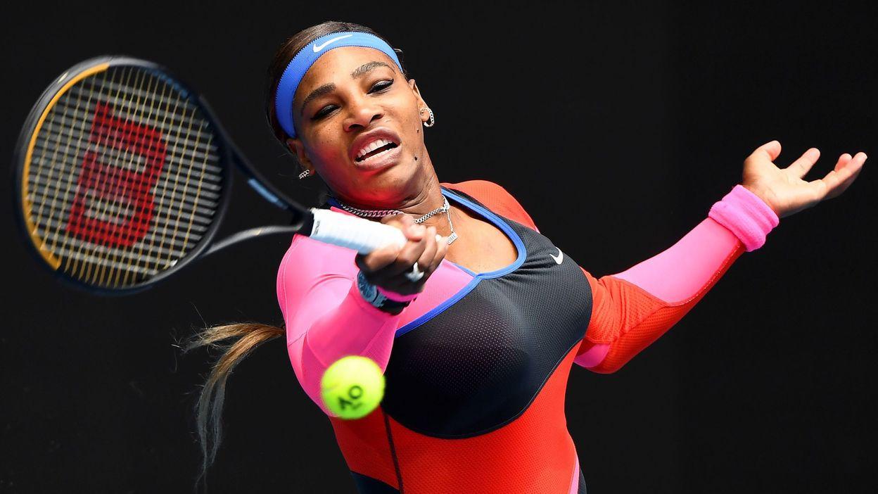 Open d'Australie: Serena, Osaka et Djokovic affichent leurs ambitions - RTBF