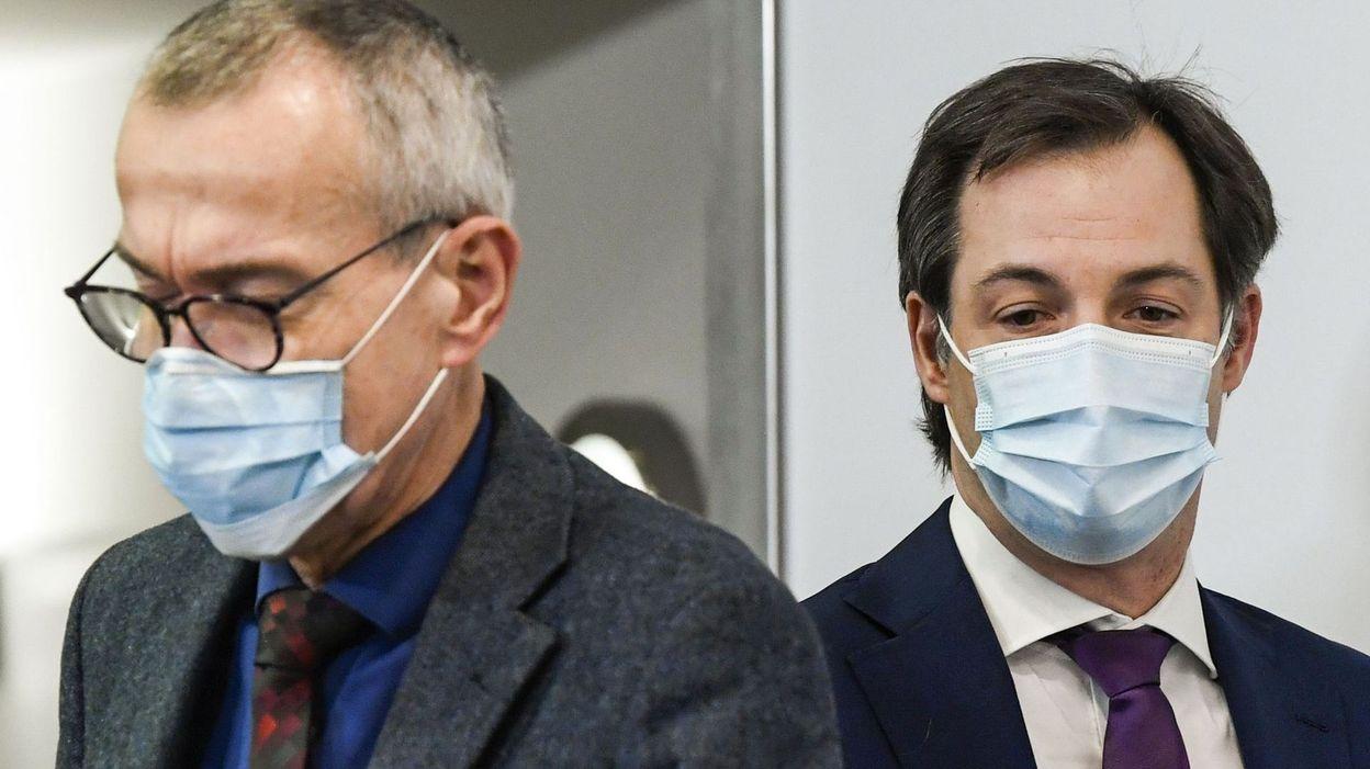 Covid en belgique: un comité de concertation le 29 octobre sur l'évolution de l'épidémie, mais aussi l'entrée en Belgique des Britanniques