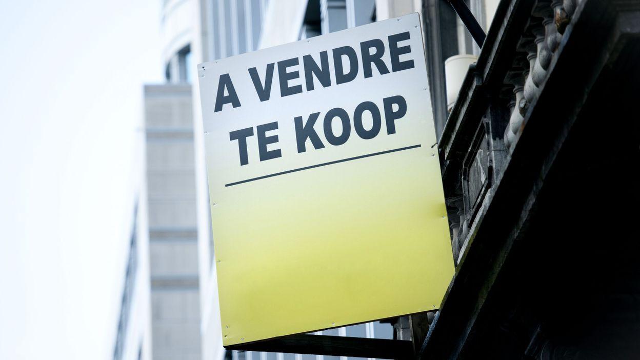 immobilier les prix en belgique devraient cro tre mod r ment ces deux prochaines ann es. Black Bedroom Furniture Sets. Home Design Ideas