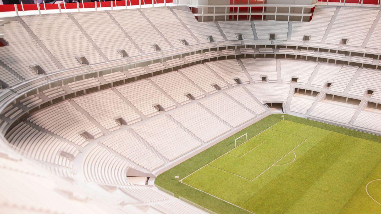 un avis n gatif pour le permis de construire du stade national. Black Bedroom Furniture Sets. Home Design Ideas