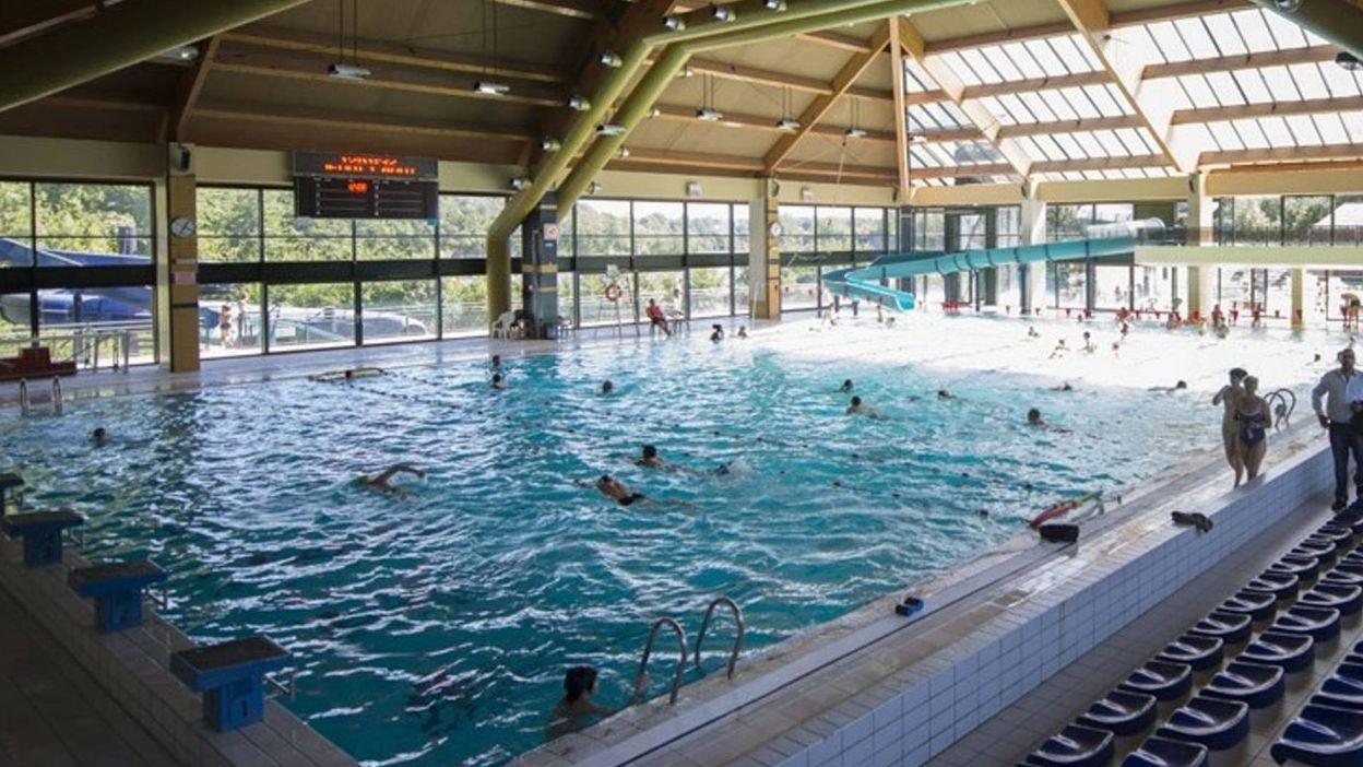 Tournai bient t une extension la piscine de l 39 orient - Piscine de l hautil vaureal ...