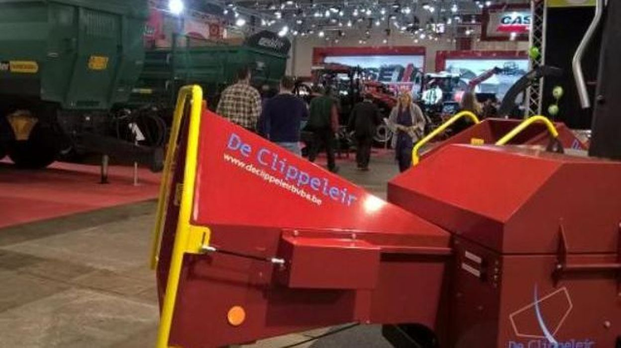 Le salon agribex 2017 battra son plein la semaine - Salon bruxelles expo ...