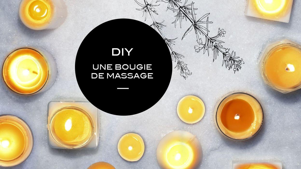 diy beaut une bougie de massage naturelle. Black Bedroom Furniture Sets. Home Design Ideas