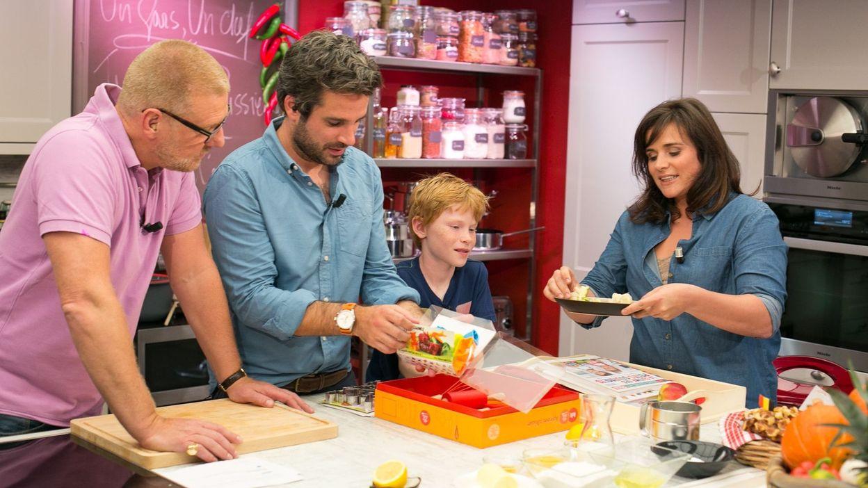 Cuisiner Avec Ses Enfants Rtbf Un Gars Un Chef