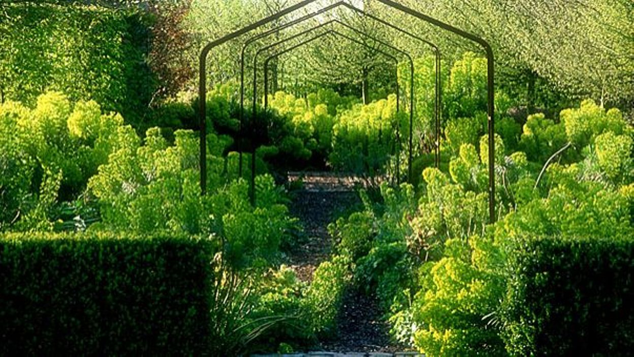 en normandie le jardin plume rtbf jardins loisirs. Black Bedroom Furniture Sets. Home Design Ideas