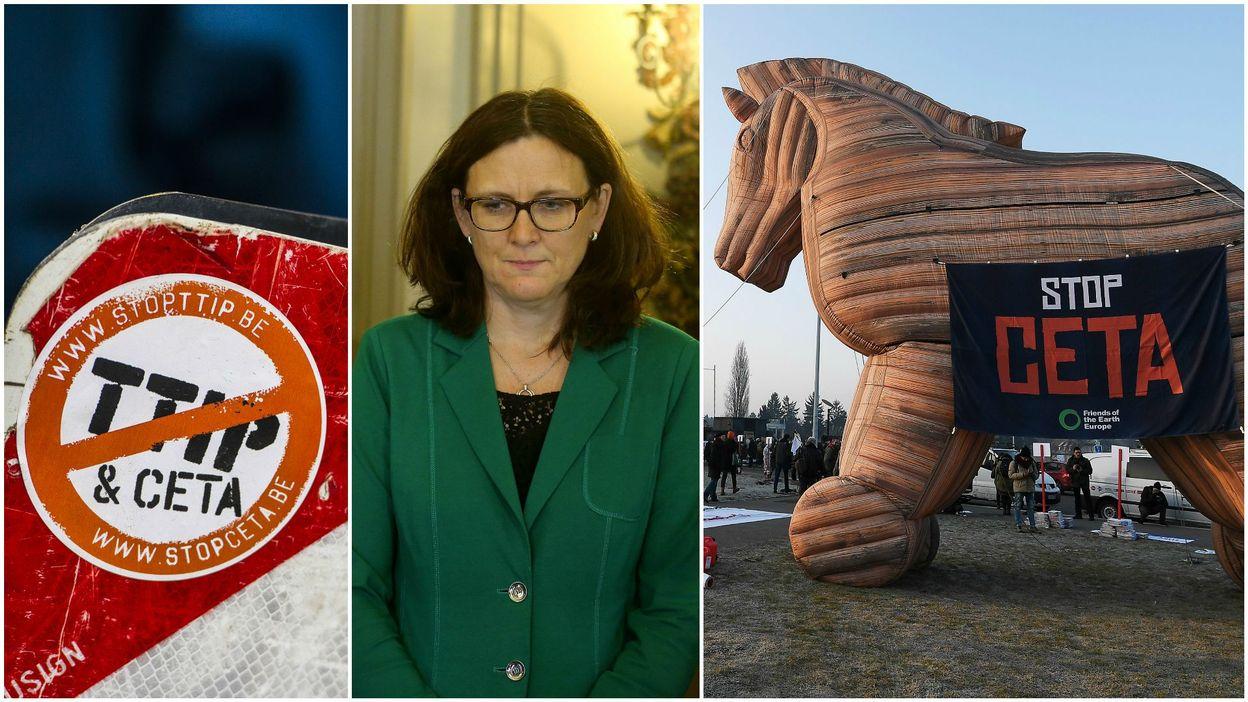 JEFTA, l'accord caché entre TTIP et CETA dont on ne parle que maintenant