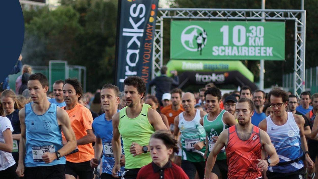 Pas de Covid Safe Ticket exigé pour la course des 10,30 km de Schaerbeek ce vendredi