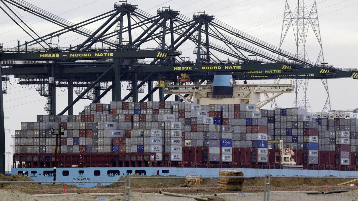 Extension du port d 39 anvers accord du gouvernement flamand - Port d anvers belgique adresse ...