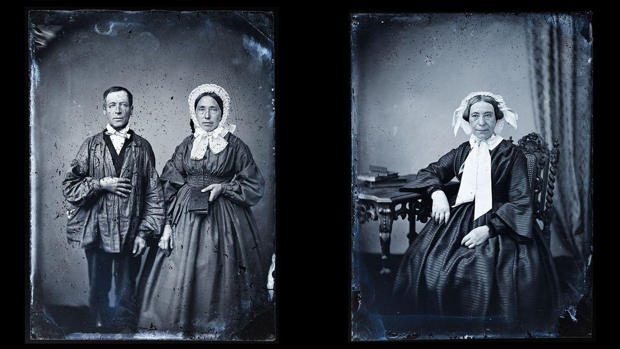 Portraits photographiques de la Maison Gilles à Namur : plongée dans la société du 19e siècle