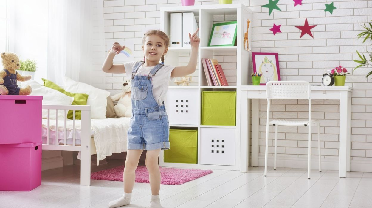 3 conseils pour am nager une chambre d 39 enfant. Black Bedroom Furniture Sets. Home Design Ideas