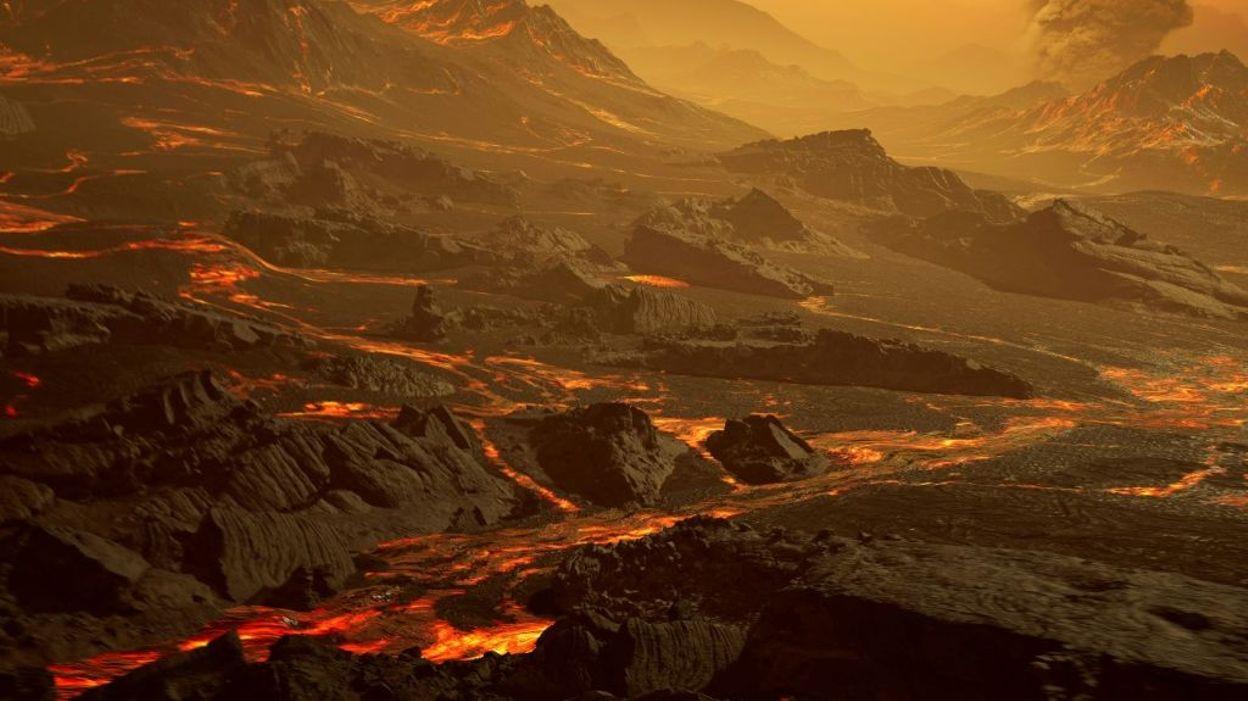 Info Découverte d'une planète clé dans la quête de vie au-delà du système solaire - RTBF