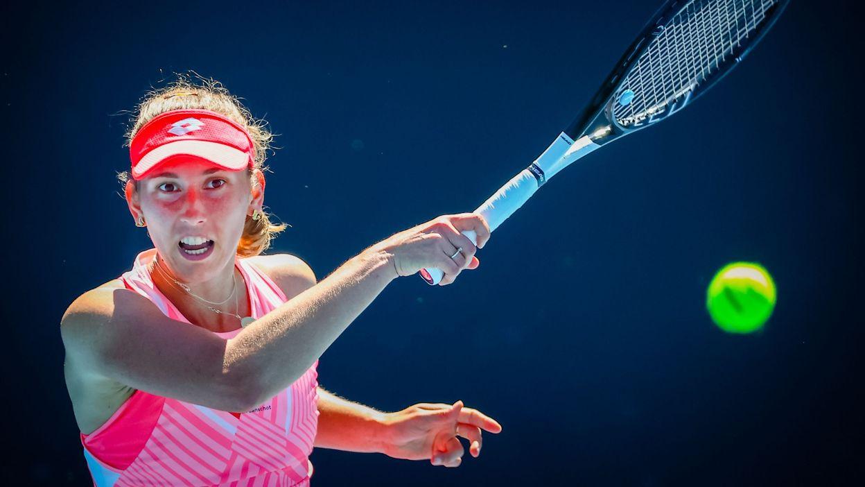 Open d'Australie : Elise Mertens s'impose contre Alison Van Uytvanck en double - RTBF