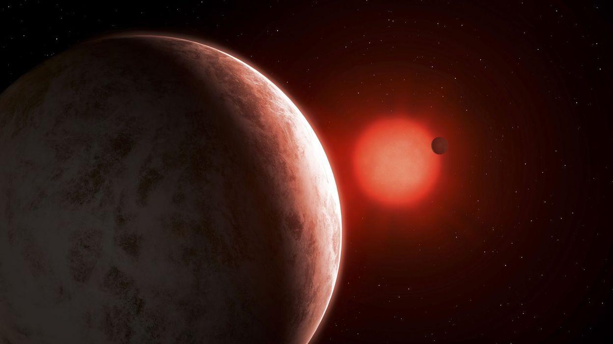 Pourquoi Gliese 486 b, une exoplanète très proche de nous, intéresse-t-elle les scientifiques ? - RTBF