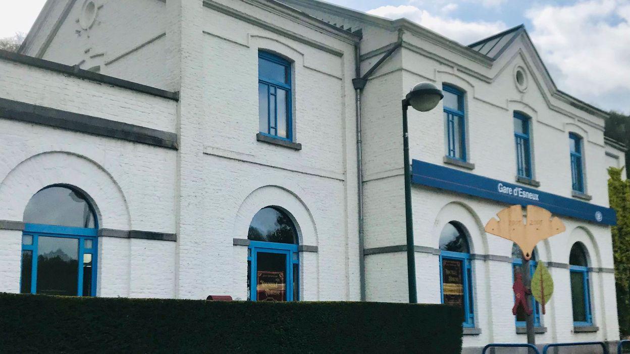 La commune d'Esneux-Tilff n'aura bientôt plus de gares !