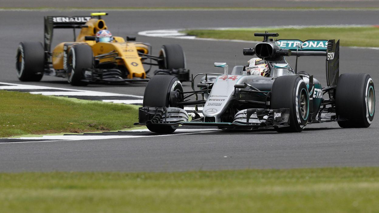 F1 la grille de d part probable pour 2017 - Grille de depart formule 1 ...