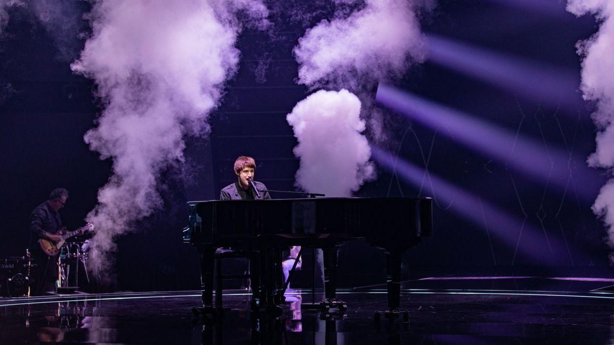 The Voice 2021 : Lou reprend du Muse à la perfection - RTBF