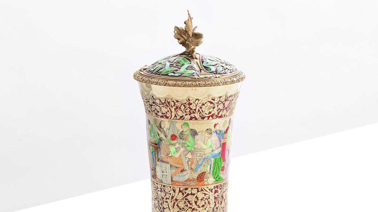 Le mus e des arts d coratifs de paris r invente son patrimoine - Le musee des arts decoratifs ...