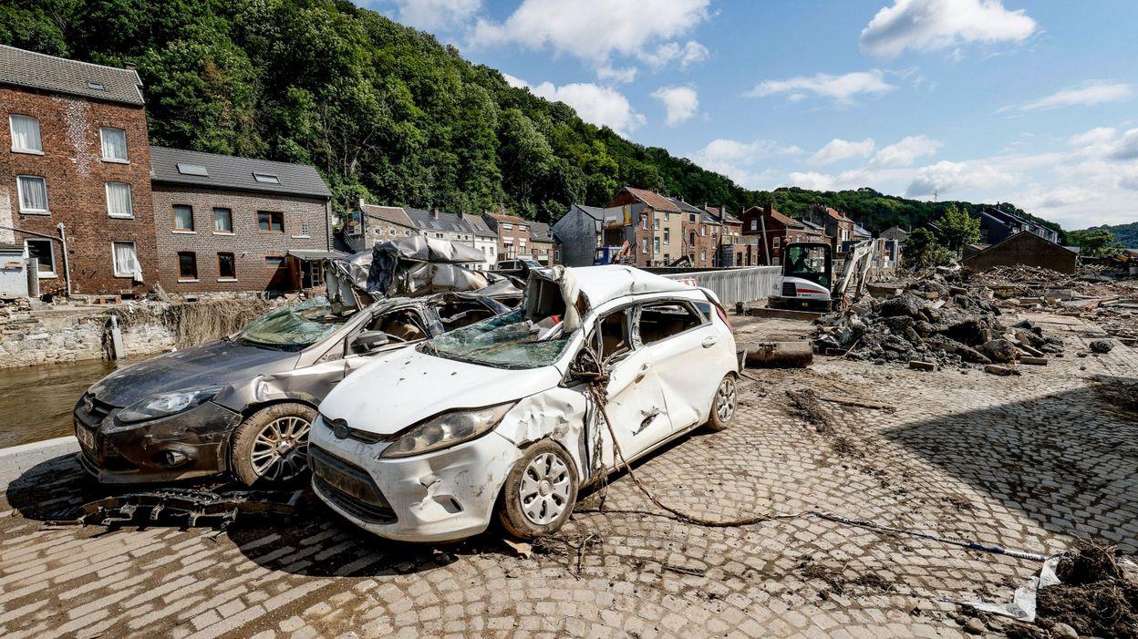 Inondations en Belgique : le décret sur le soutien aux sinistrés sur la table du parlement wallon