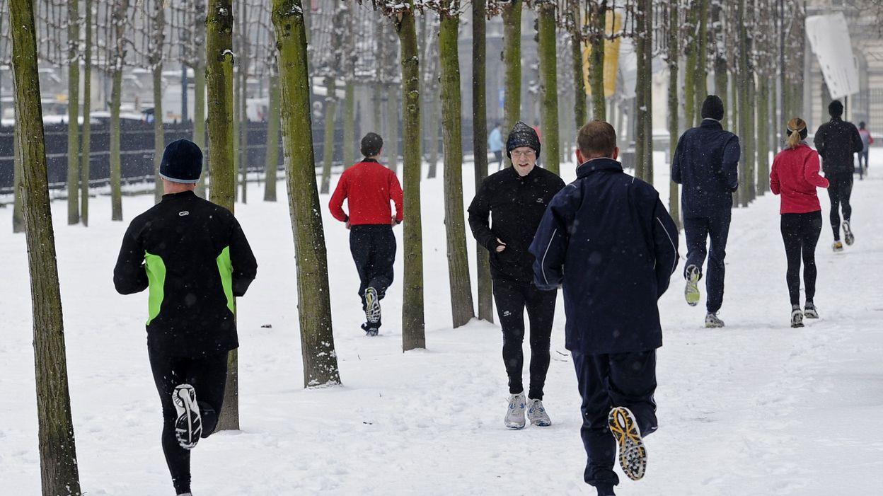 Courir par temps froid: les conseils d'un spécialiste