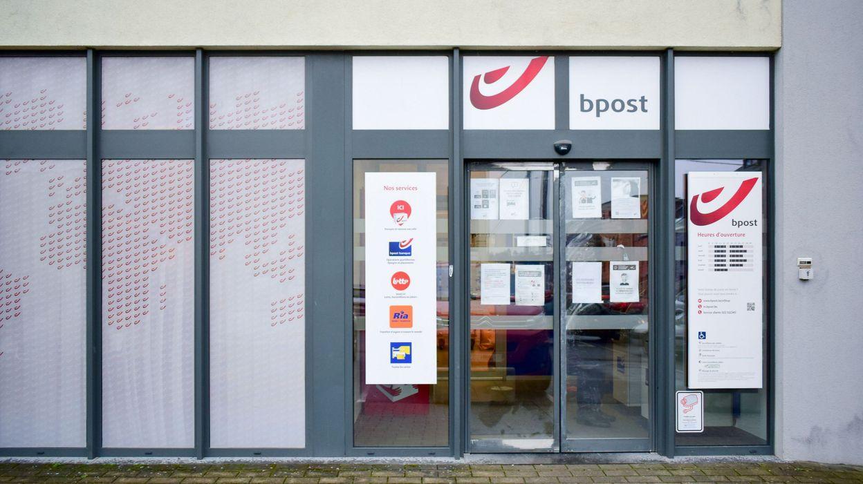 Info Les bureaux de poste seront fermés vendredi - RTBF