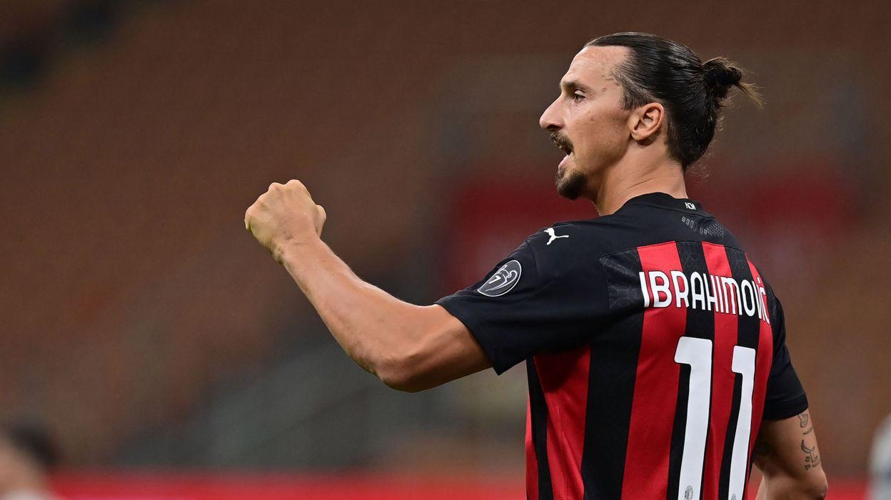 Sport 500 buts pour l'acrobate Zlatan Ibrahimovic... dont 5 coups d'éclat mémorables - RTBF