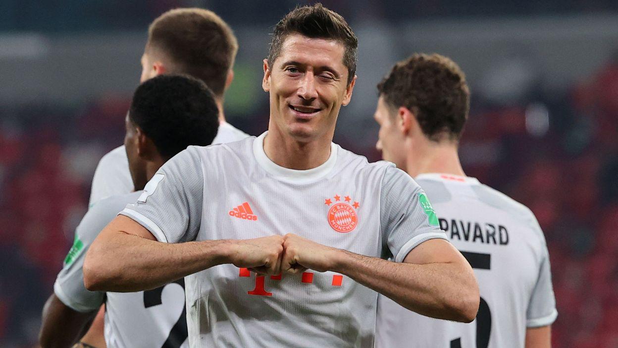 Sport Mondial des clubs : Lewandowski guide le Bayern, vainqueur d'Al Ahly, vers la finale - RTBF