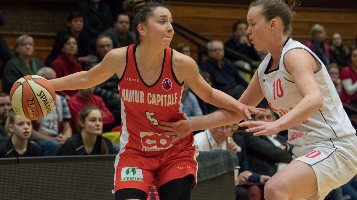 Namur remporte la finale de la coupe de belgique de basket f minin - Basket feminin coupe de france ...