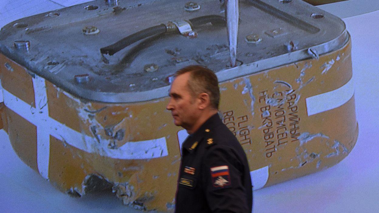 la bo te noire de l 39 avion russe abattu par la turquie ouverte en direct. Black Bedroom Furniture Sets. Home Design Ideas