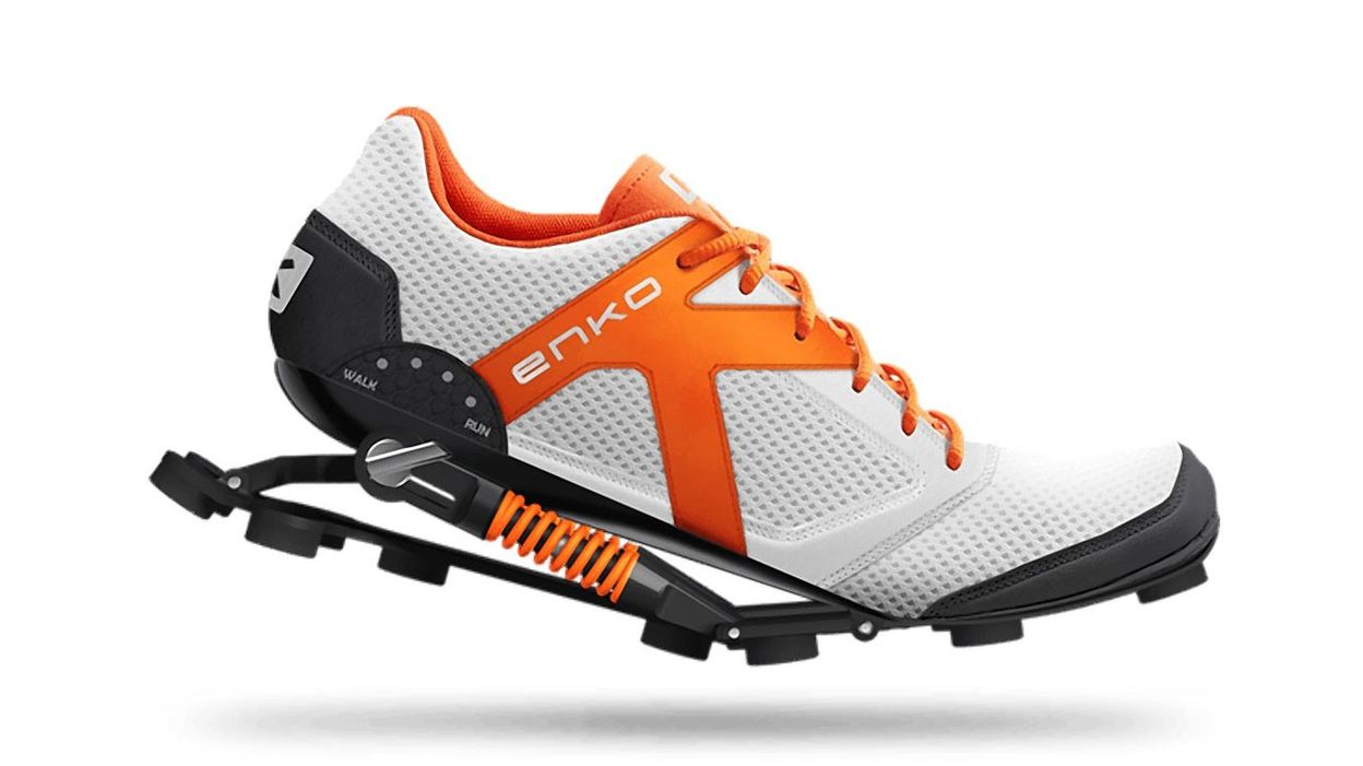 Chaussures RessortsUne Forme Des À Mécanique De Nouvelle Dopage lKc3FuJT1