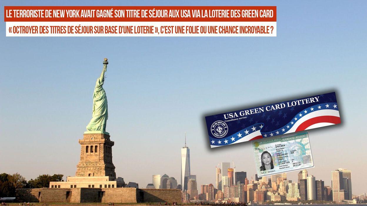 La loterie Green Card aux États-Unis: une folie ou une chance incroyable ?