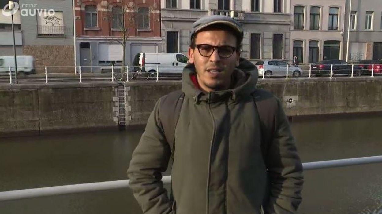 """Sauvetage d'un enfant tombé dans le canal: """"C'est ça Molenbeek, c'est l'entraide"""""""