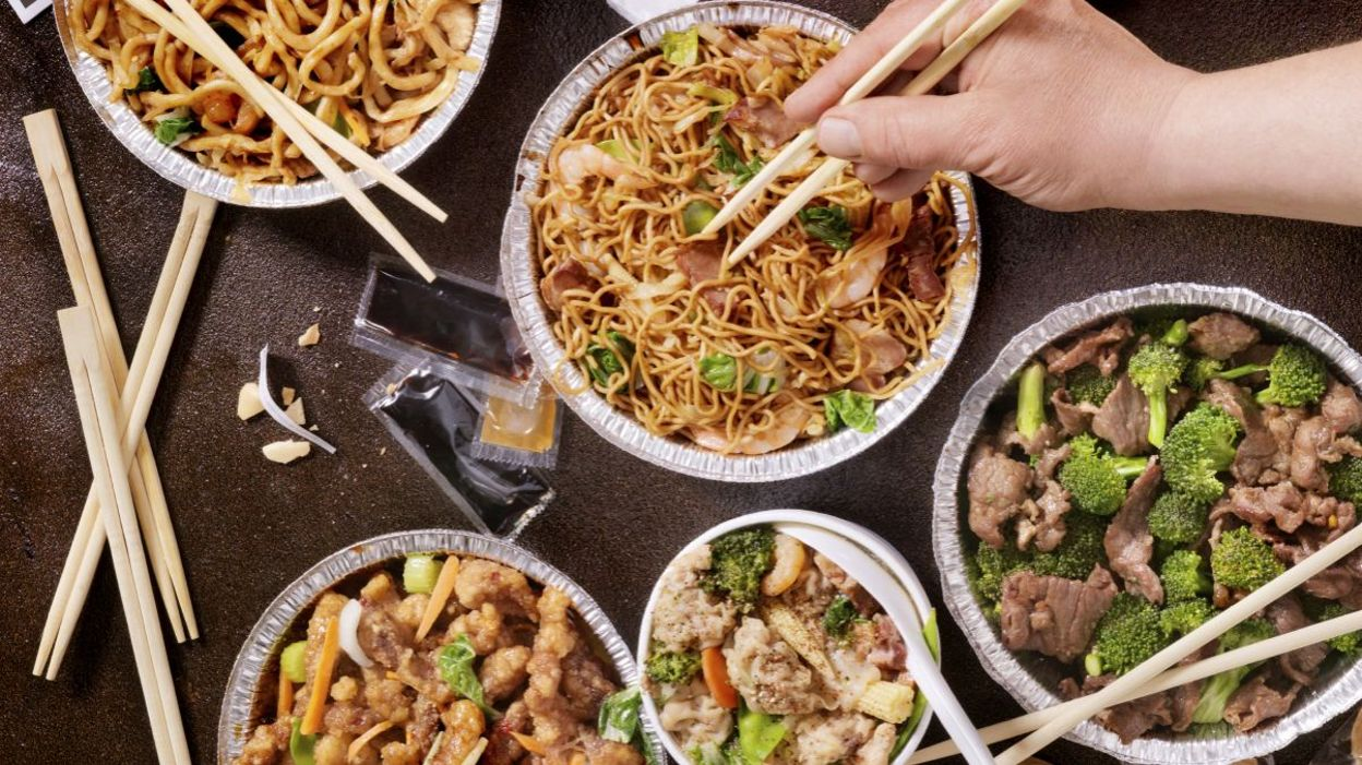 Les applis de livraison de repas bousculent la cuisine chinoise - Chinois pour la cuisine ...