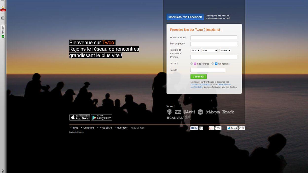 Twoo site de rencontres en ligne