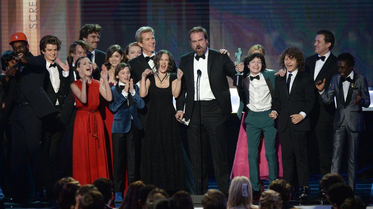 23E Cérémonie Des Screen Actors Guild Awards la cérémonie des screen actors guild awards évoque également le
