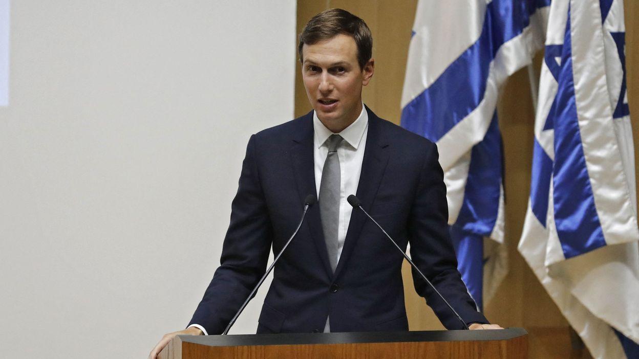 Le gendre de Trump, Jared Kushner, à Jérusalem pour le lancement d'un lobby pro-normalisation avec Israël