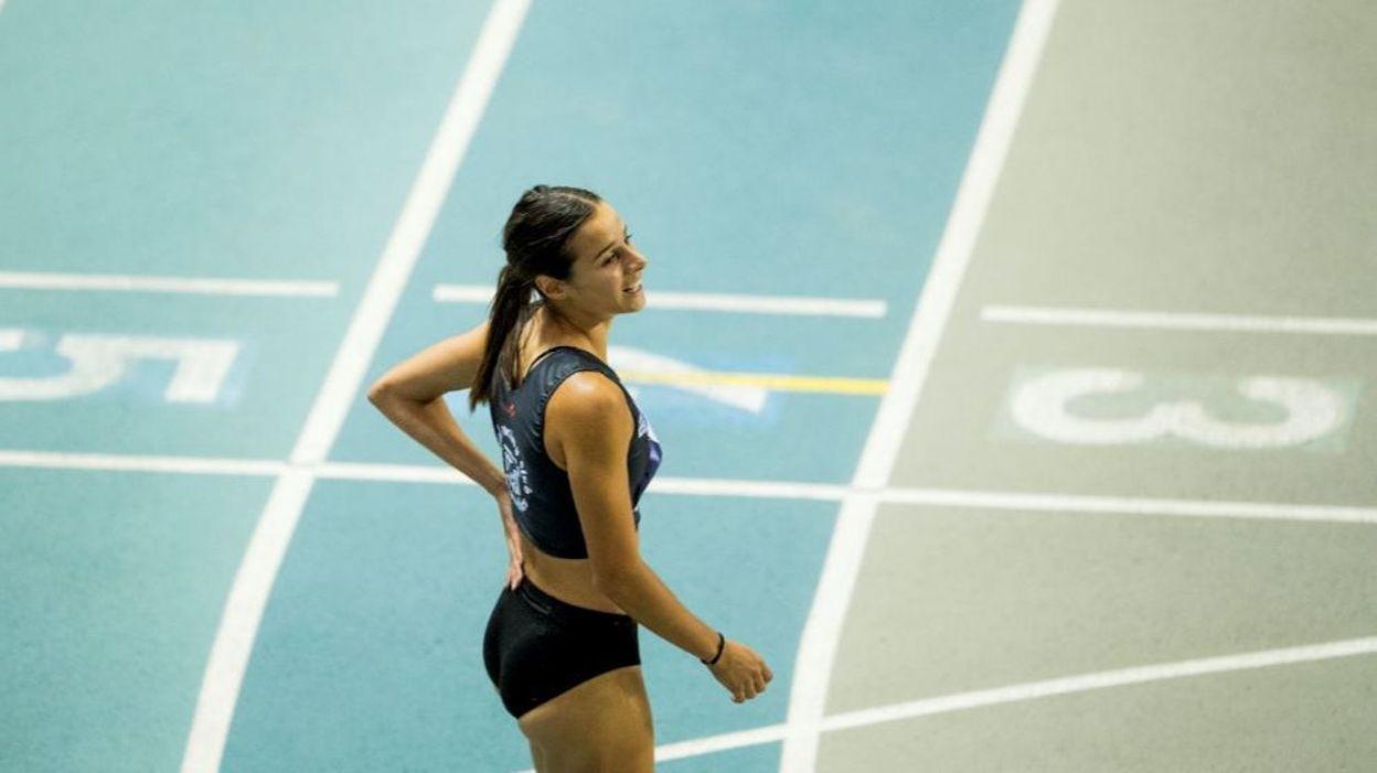 Sport Camille Laus réalise la 2e meilleure performance belge de l'histoire sur 400m indoor - RTBF