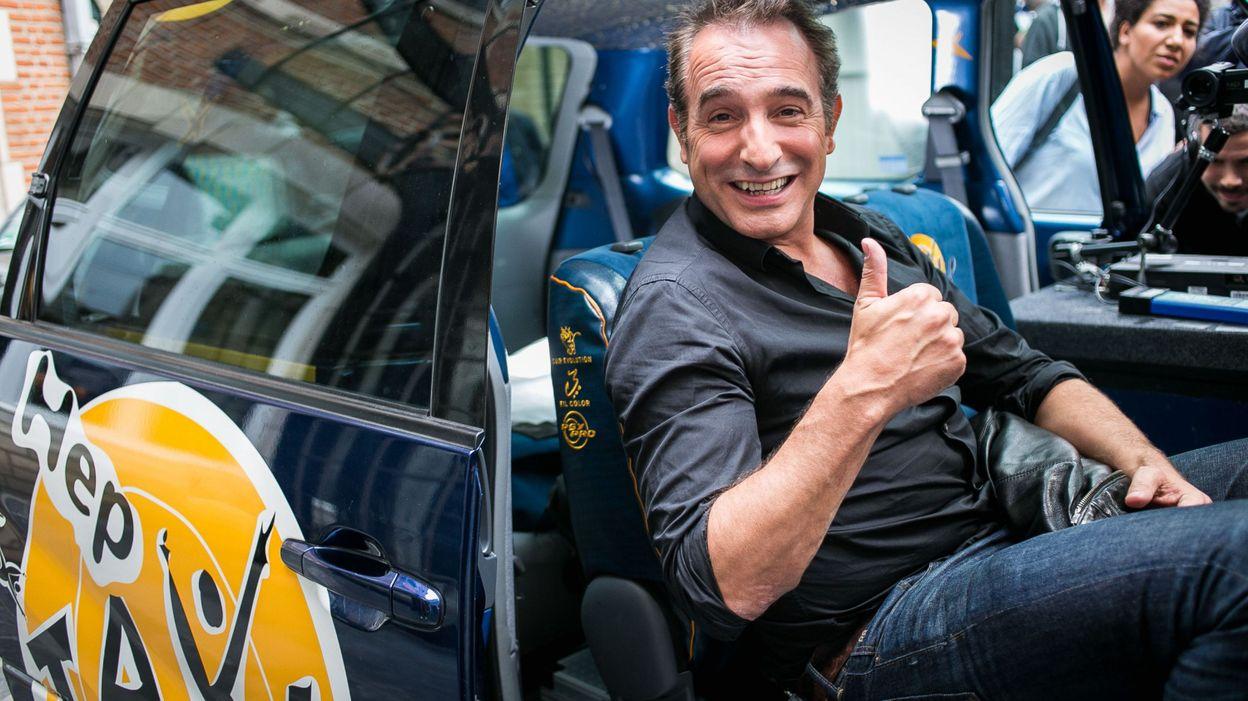Jean dujardin dans hep taxi ce dimanche 23 octobre for Contacter jean dujardin