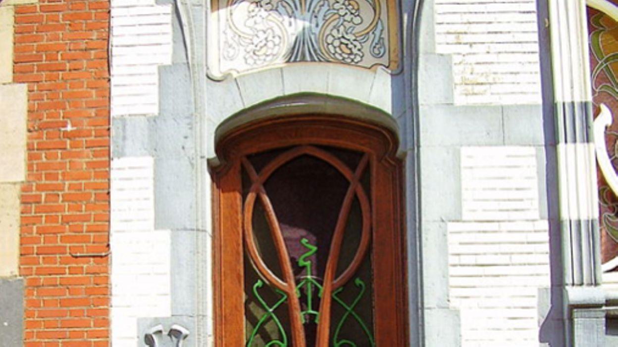 L'architecte Art Nouveau Ernest Blerot est né il y a 150 ans. A Bruxelles, son patrimoine souffre