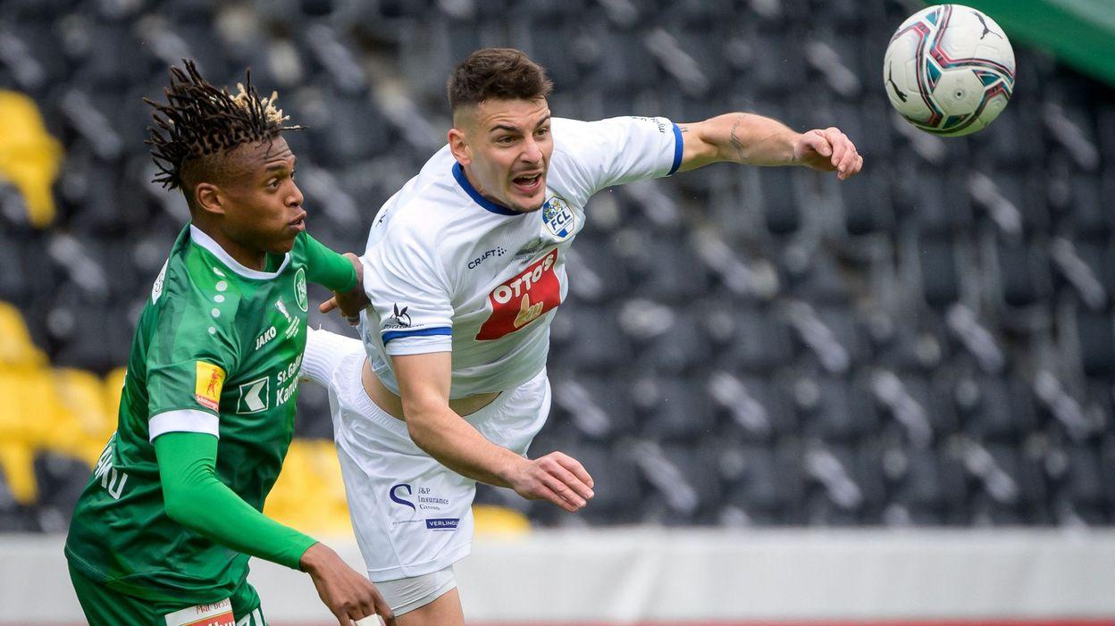 Jupiler Pro League : Le défenseur suisse Stefan Knezevic signe à Charleroi